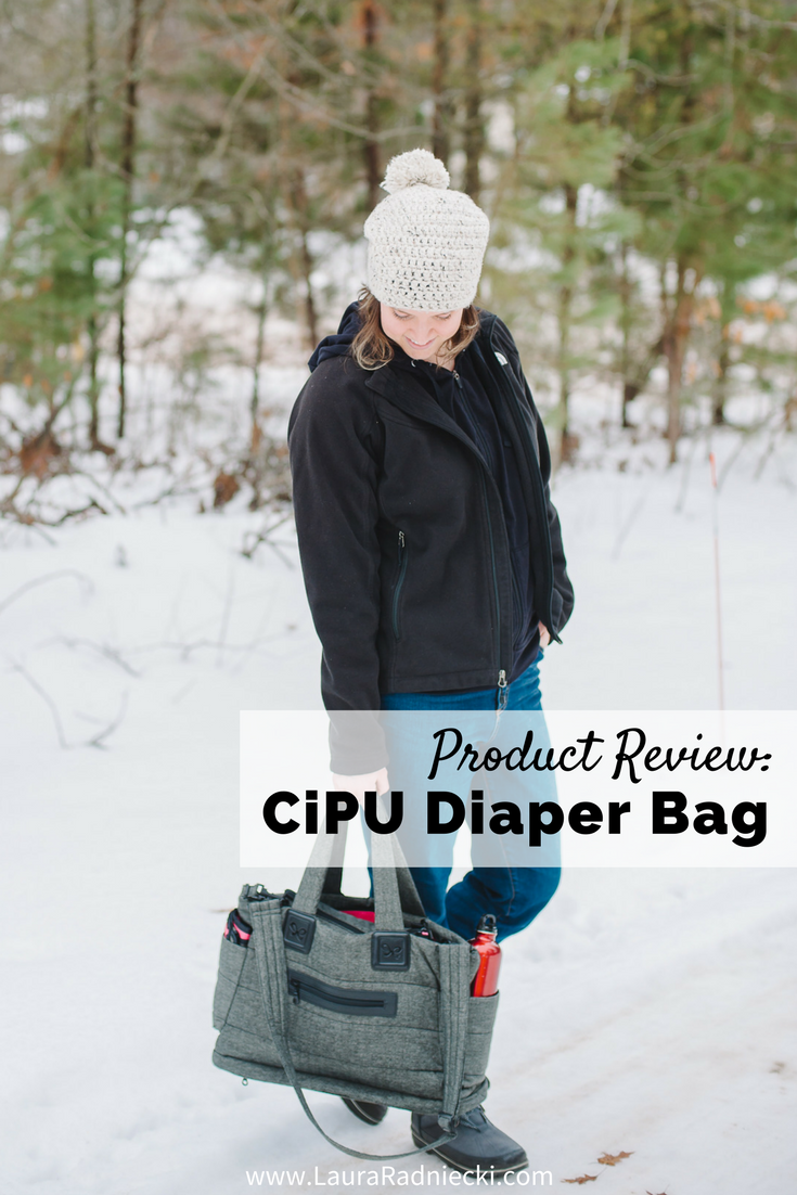 Product Review of the CiPU Tote Bag Diaper Bag - CiPU Diaper Bag Review
