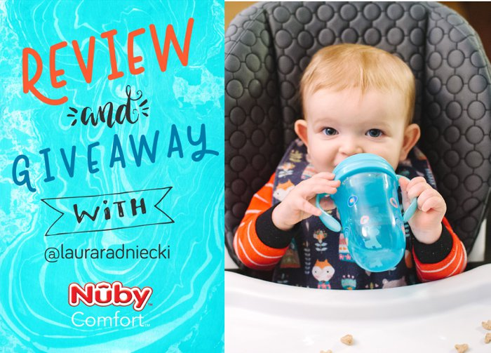 Nuby Comfort 360 Plus+ 6 Stage Bottle to Cup Kit Product Review