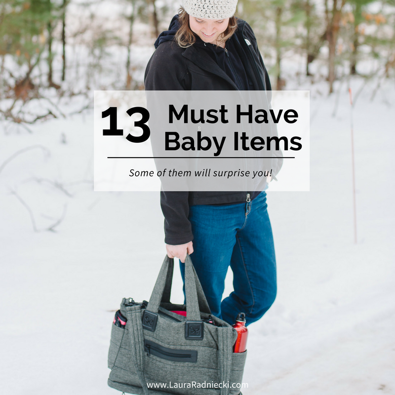 13 Baby Items You Didn't Know You Need