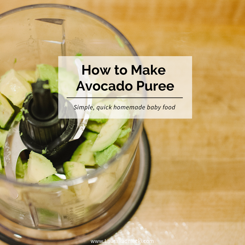 How to make avocado puree homemade baby food recipes theyre also an awesome food for babies here are simple easy instructions for making your own homemade baby food puree using avocados forumfinder Images