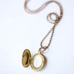 A Token of Our Journey | Keepsake Breastmilk Jewelry by Hollyday Designs