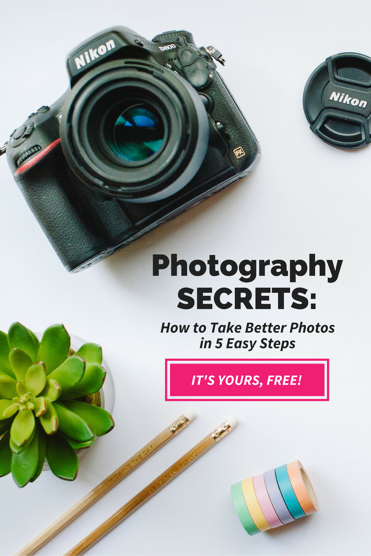 Want to take EPIC photos of ... well, everything?