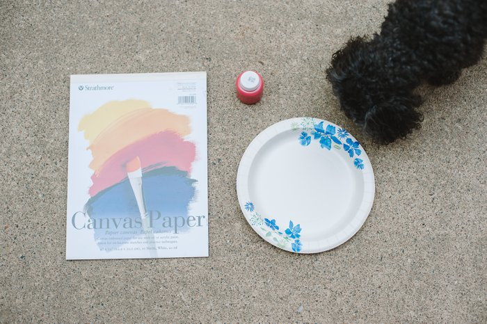 Crafting with a Toddler and a Dog - The Outtakes