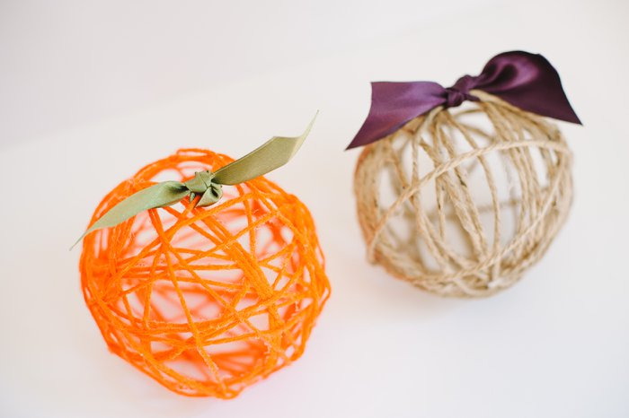 cute, easy fall decor idea