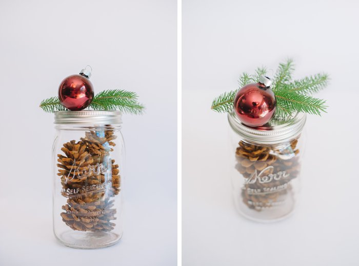 Holiday and Christmas Pinecone Crafts