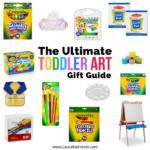 The Ultimate Toddler Art Gift Guide | Gift Ideas for Kid Artists and Creative Kids