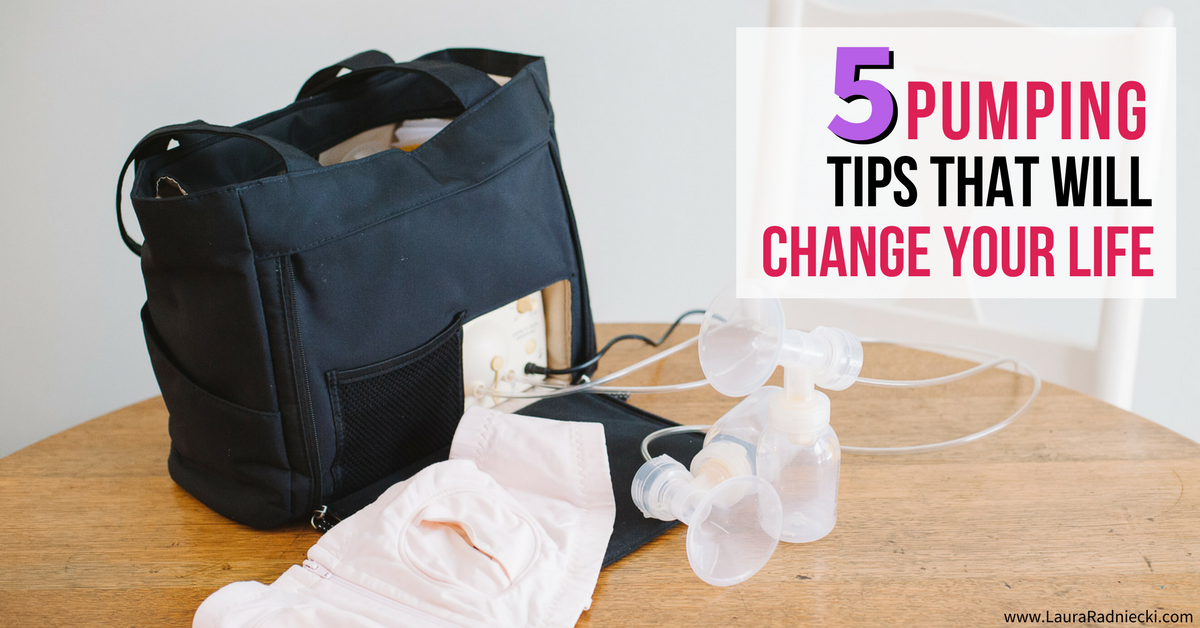 Top 5 Best Pumping Tips that Will Change Your Life | Breast Pump Tips, Breast Pumping Tricks