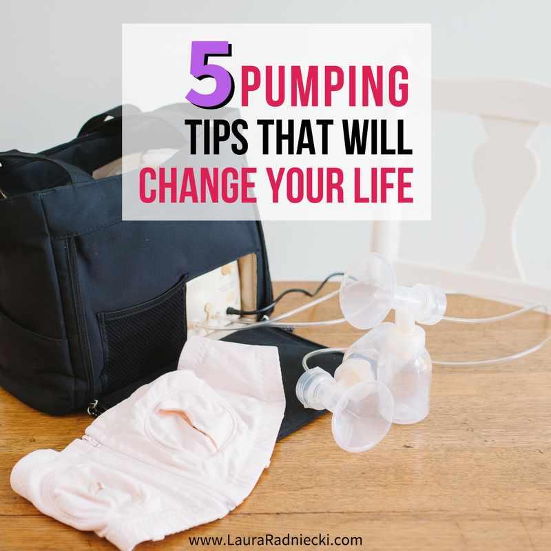 5 Best Pumping Tips That Will Change Your Life
