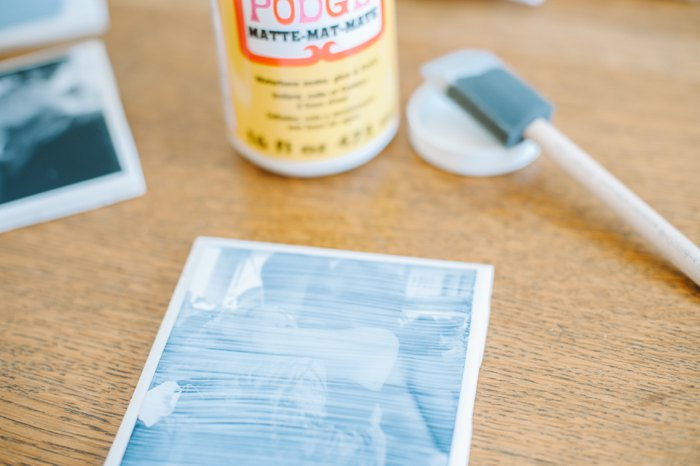 Repurpose with the Habitat ReStore on Earth Day! | DIY Modge Podge Coasters and Other UpCycle Project Ideas