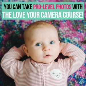 The Love Your Camera Course