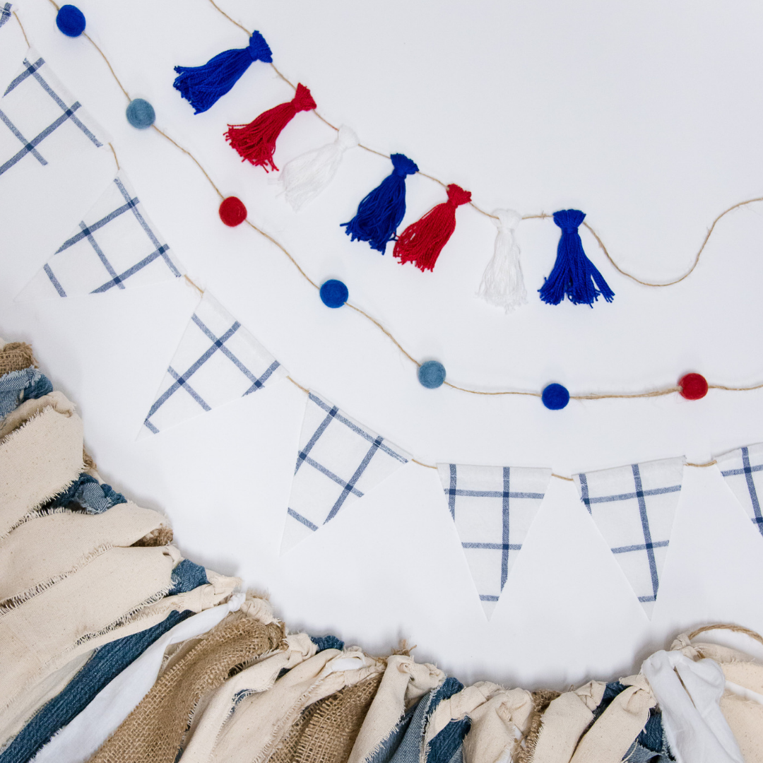 Fourth of July Garland Ideas for the Perfect Patriotic Day