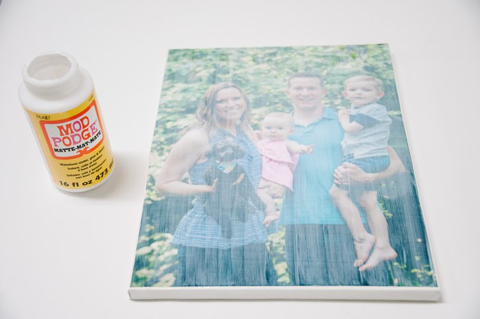 how to make your own canvas prints cheap