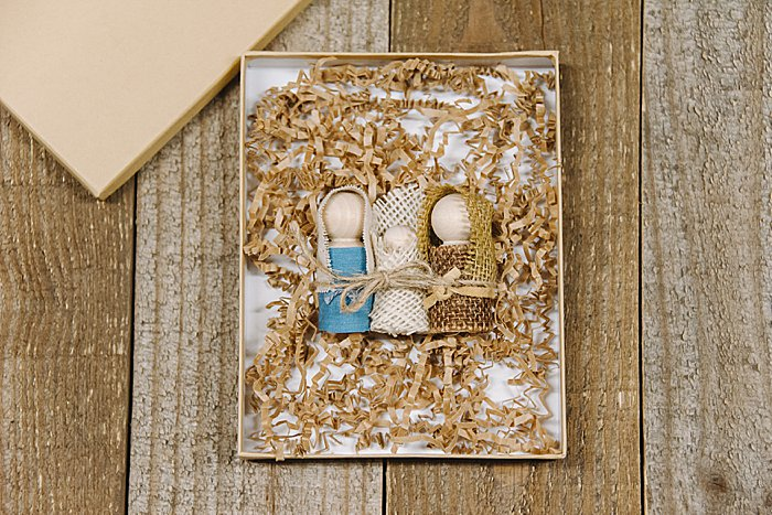 About Laura Radniecki - Easy Crafts, Step by Step Tutorials and DIY Projects like this Holy Family Nativity Set