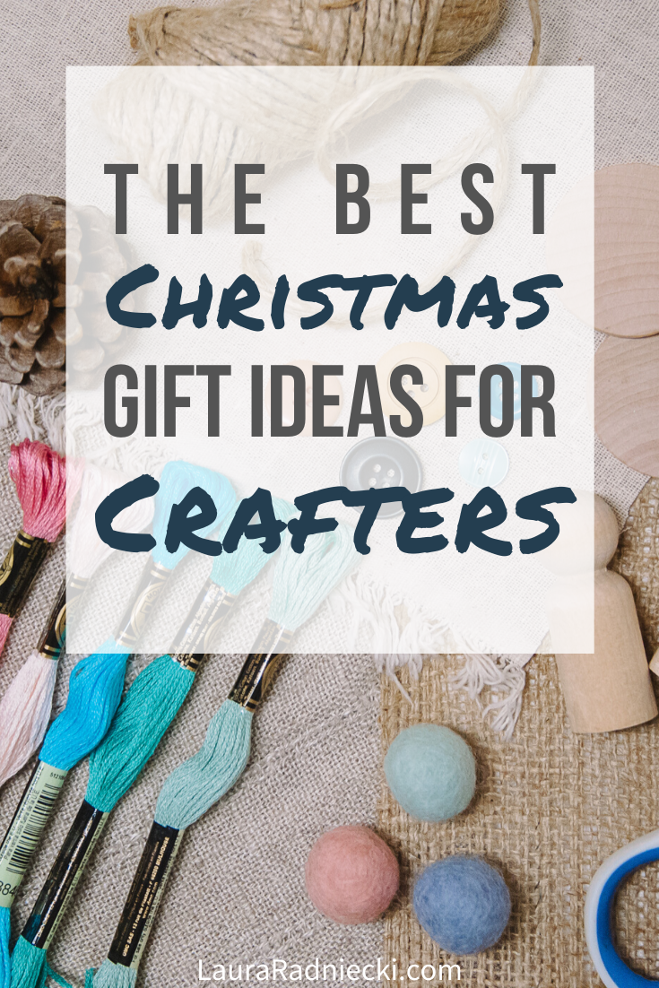 The Best Christmas Gift Ideas for Crafters | Art and Craft Supplies