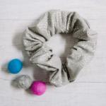 How to Make DIY No Sew Scrunchie