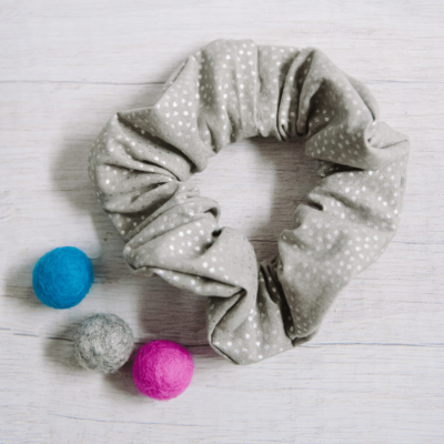 How to Make DIY No Sew Scrunchie
