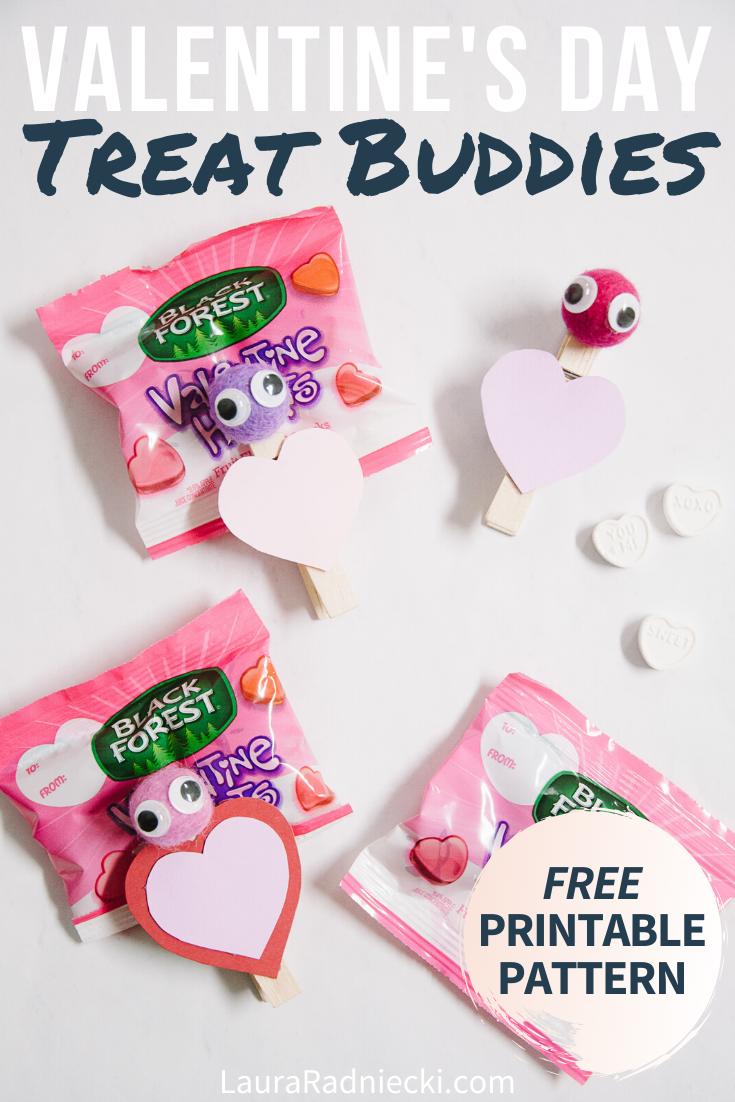 How to Make Valentine's Day Treat Buddies