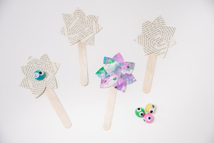 DIY Easter Flower Buddies for Spring | Spring Craft Ideas for Kids