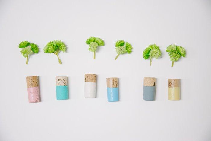 How to make DIY wine cork planters