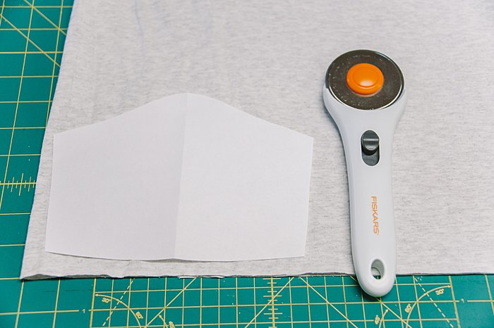 how to make a mask no sewing