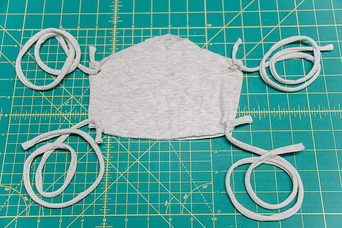 how to make a mask without sewing