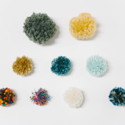 What is the Best Yarn for Making DIY Pom Poms?