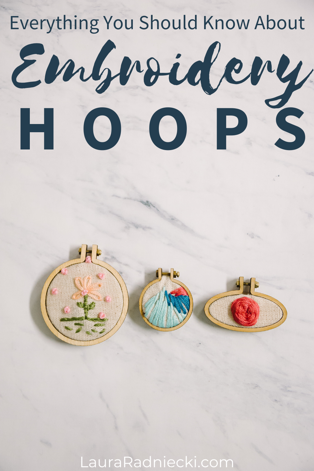 everything you should know about embroidery hoops