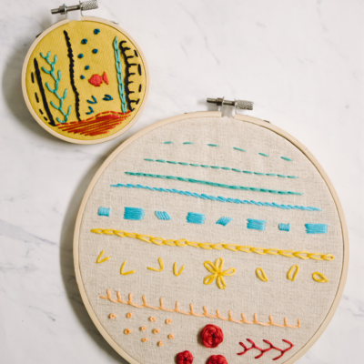 Embroidery Basics 101 | Best Fabric for Embroidery
