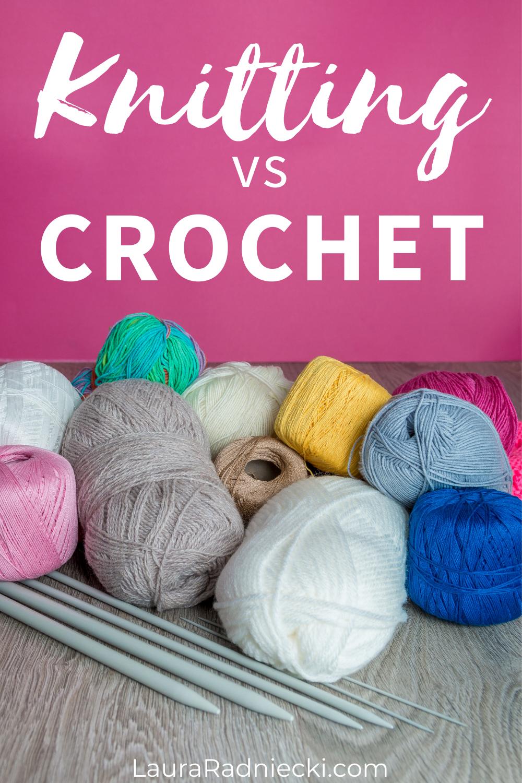 crochet vs knit blanket