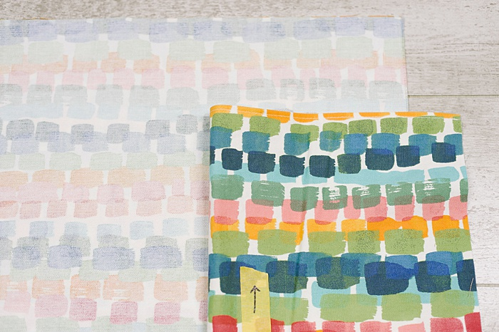 hem the top of this piece